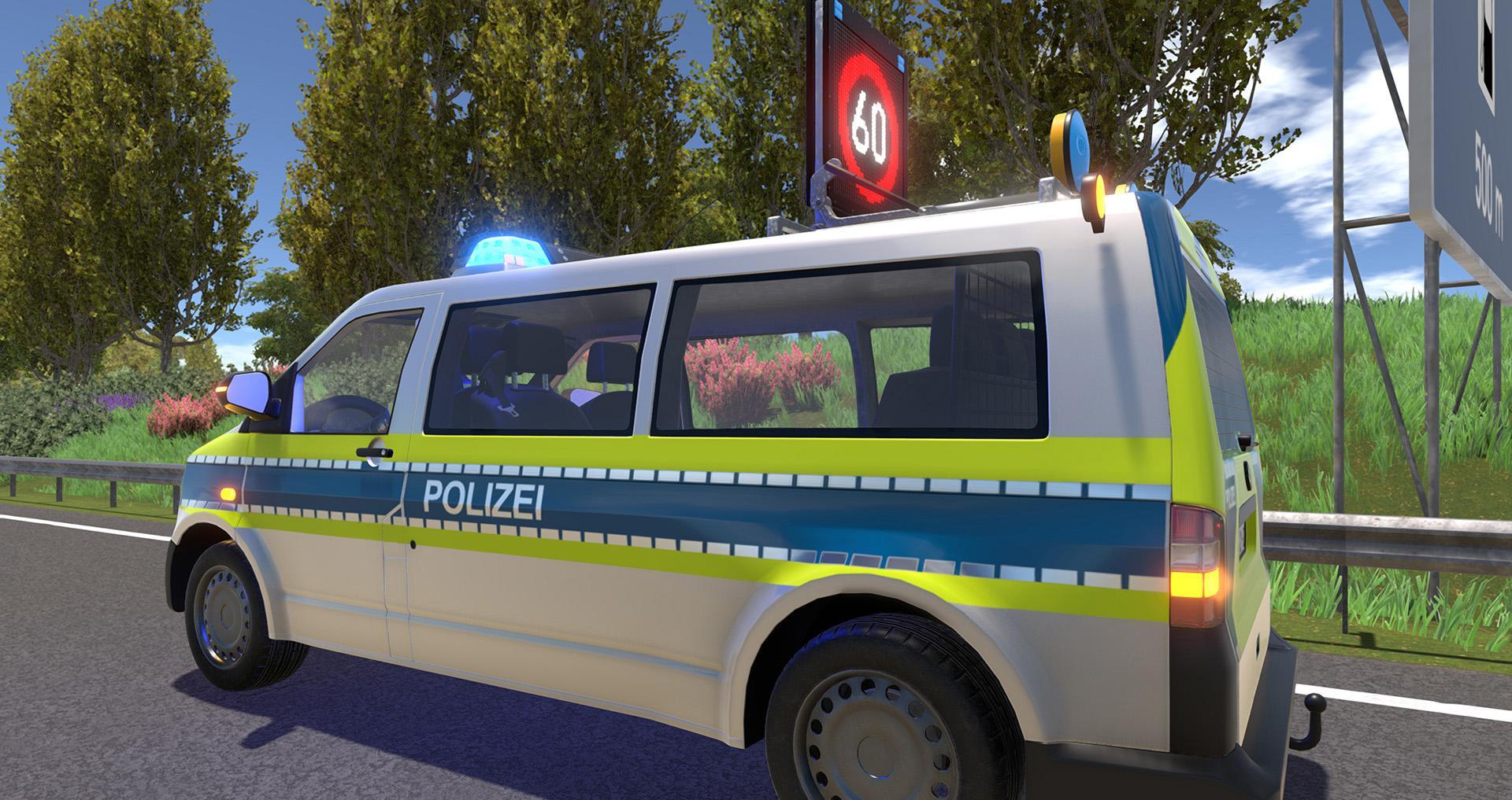 aAutobahn Police Simulator 2