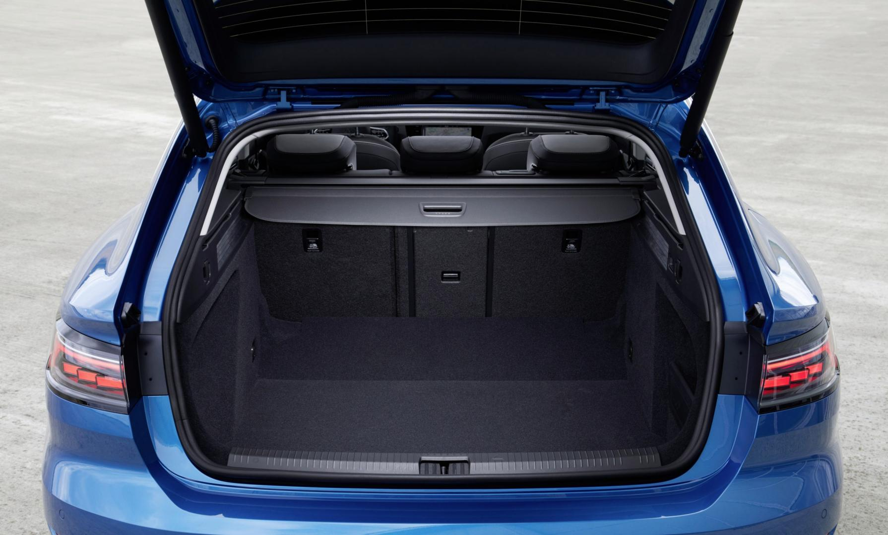 Bagageruimte Volkswagen Arteon Shooting Brake Elegance
