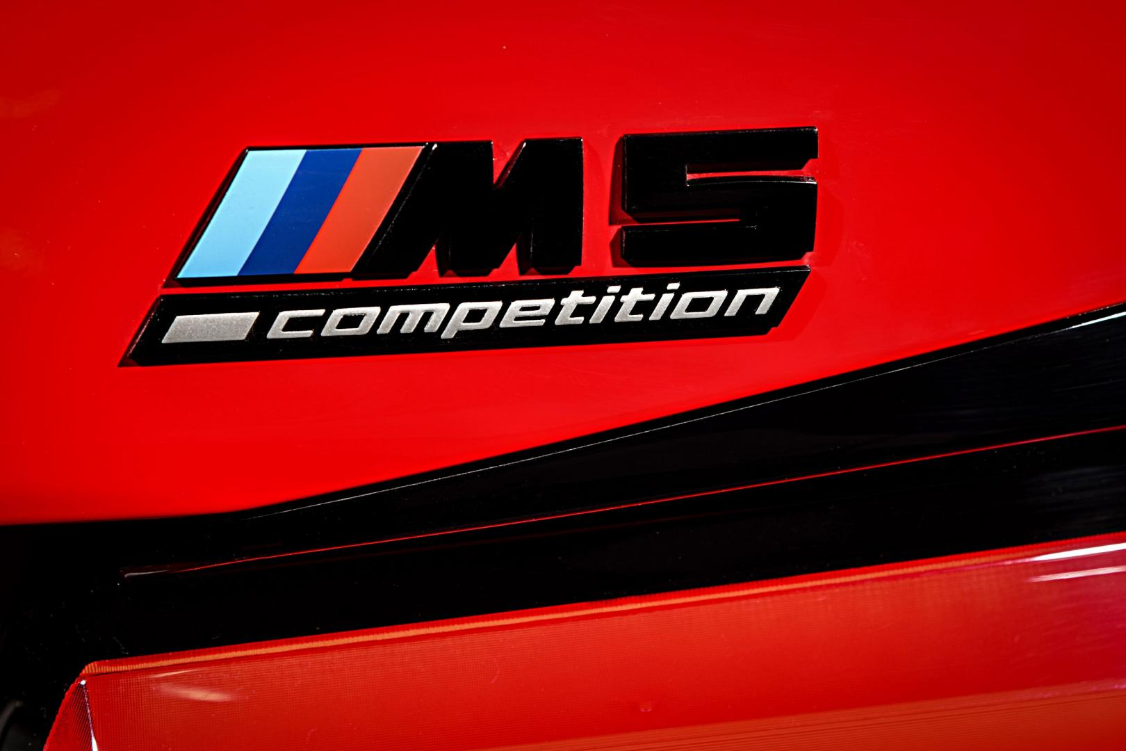BMW M5 Competition 2020 Facelift (G30)