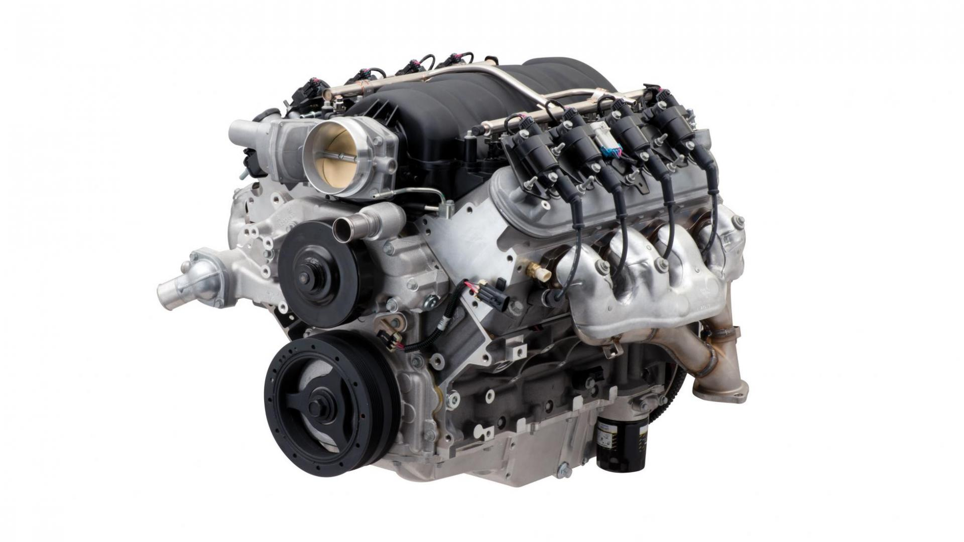krachtigste atmosferische LS-V8 LS427/570
