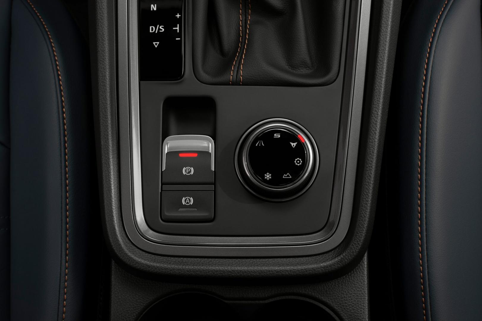 Interieur Cupra Ateca-facelift (2020)