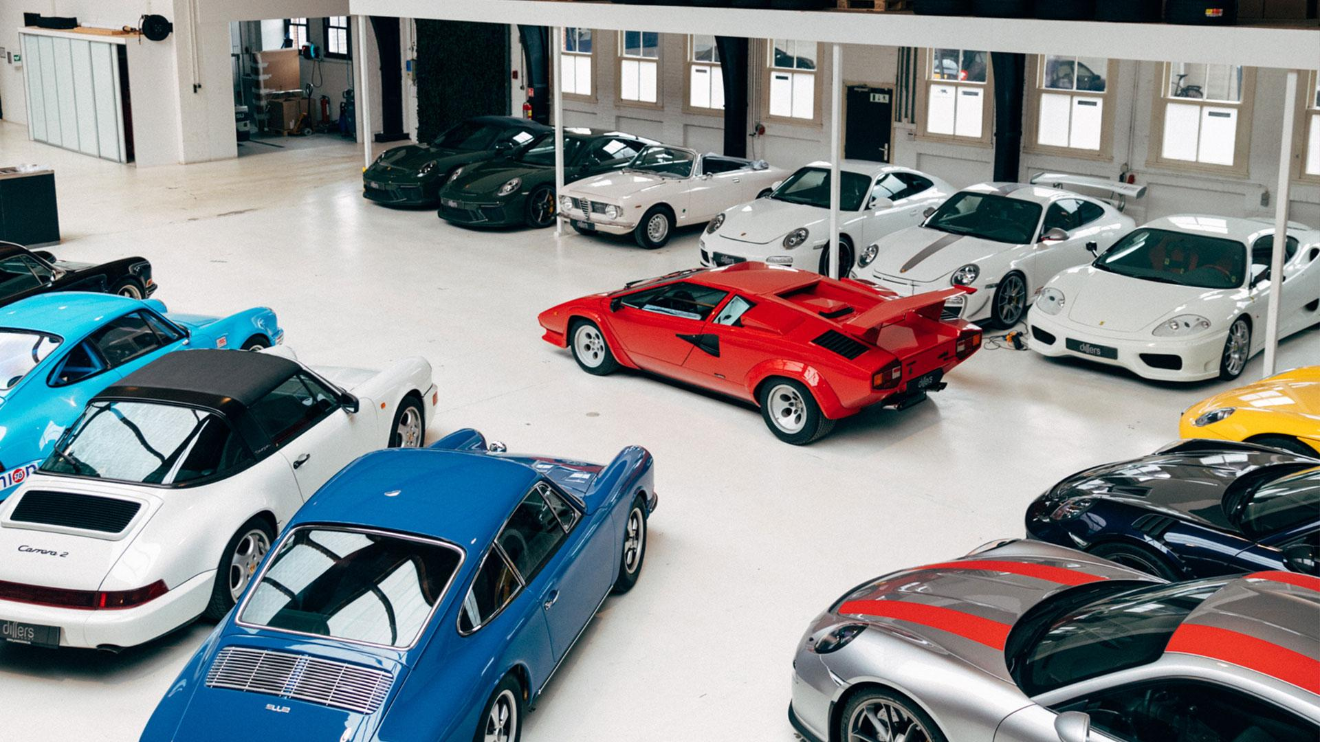 Collecting Cars bij Differs