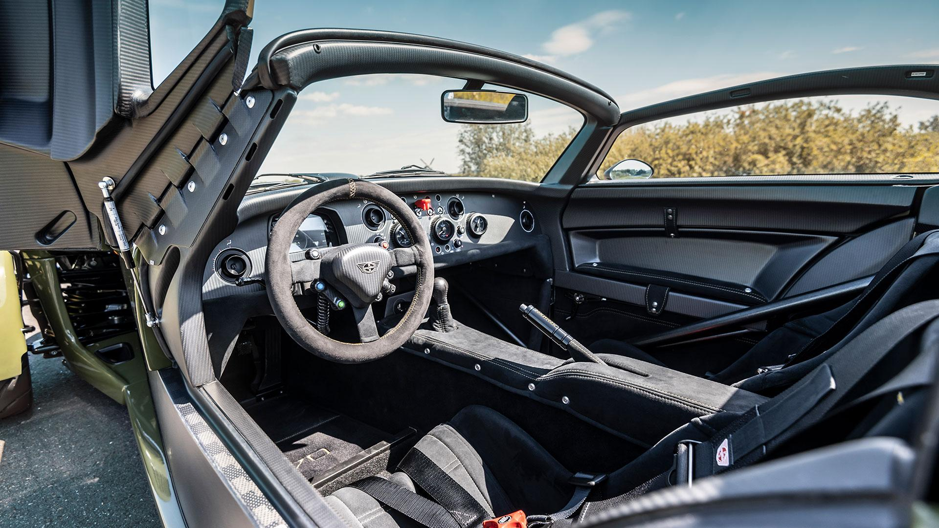 Interieur Donkervoort D8 GTO-JD70