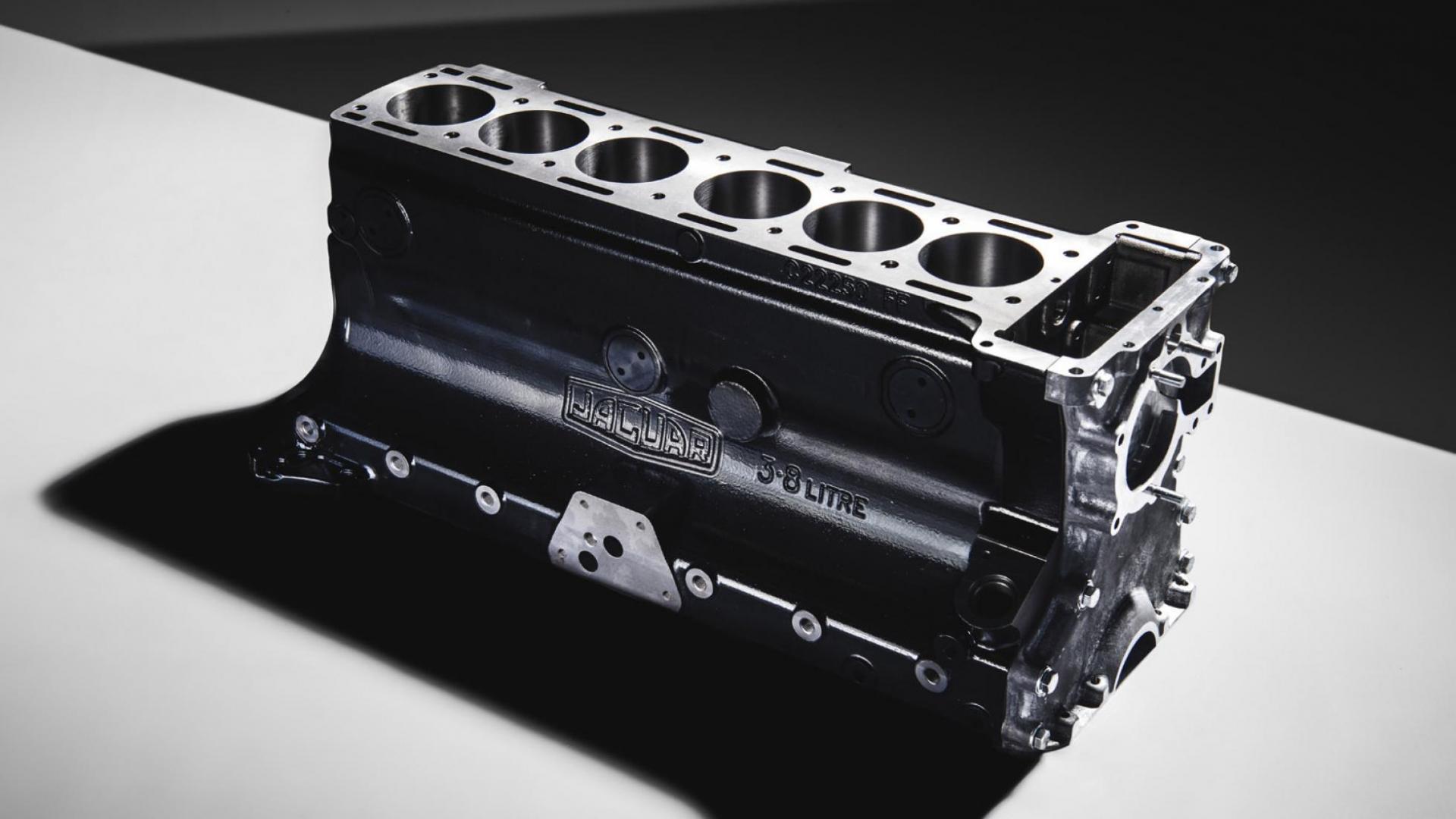 Nieuwe Jaguar zes-in-lijn nu te bestellen