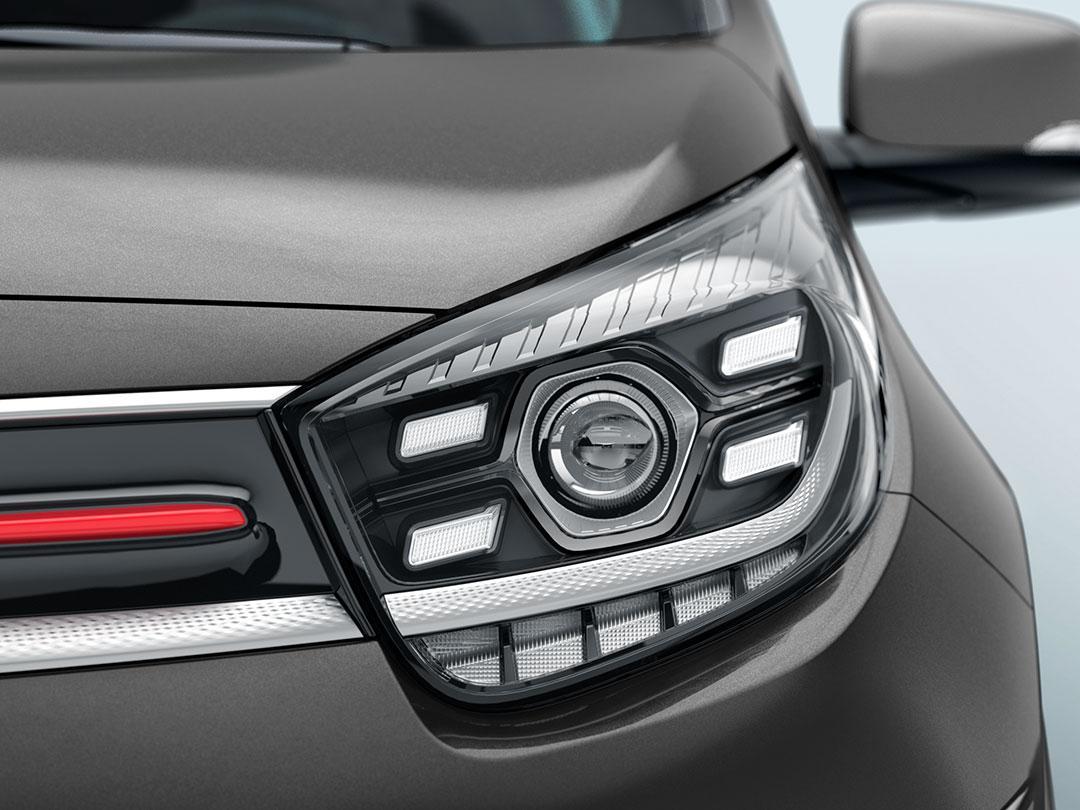 Kia Picanto Facelift 2020 koplamp