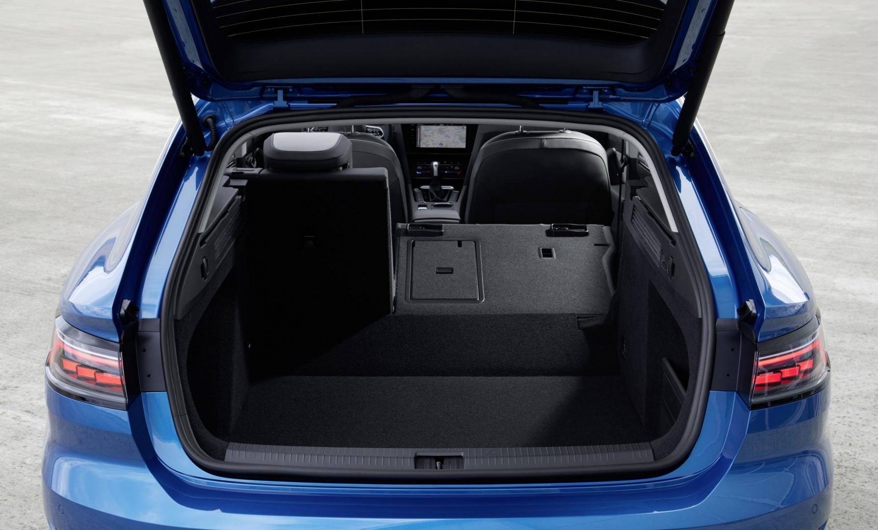 Kofferbak Bagageruimte Volkswagen Arteon Shooting Brake Elegance