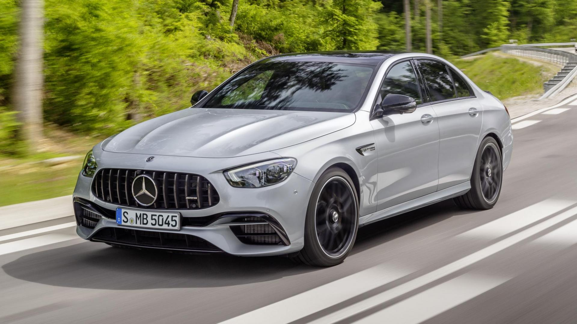 Mercedes-AMG E 63 S Facelift (2020)