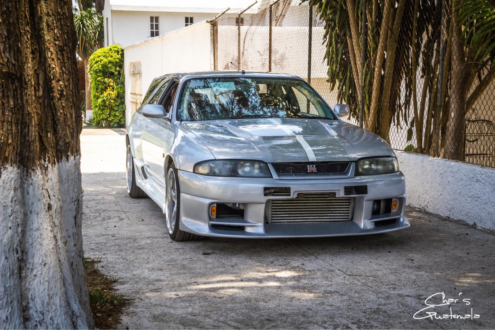 Nissan Skyline GT-R Speed Wagon