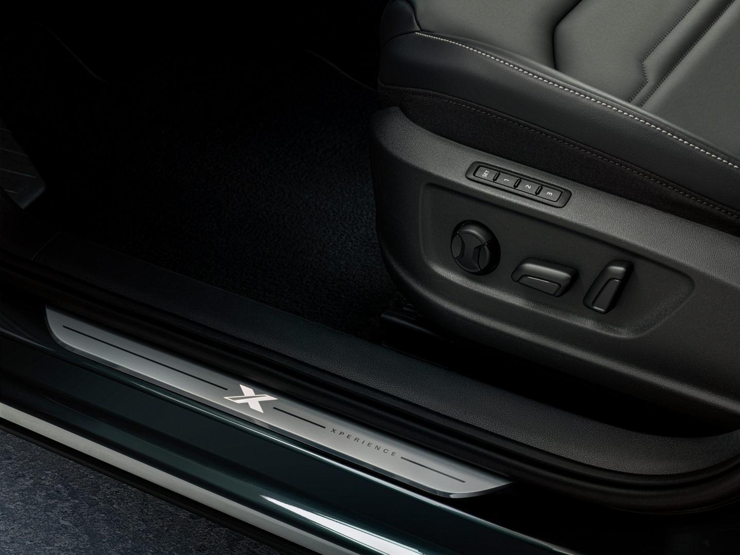 Instaplijsten Seat Ateca-facelift 2020