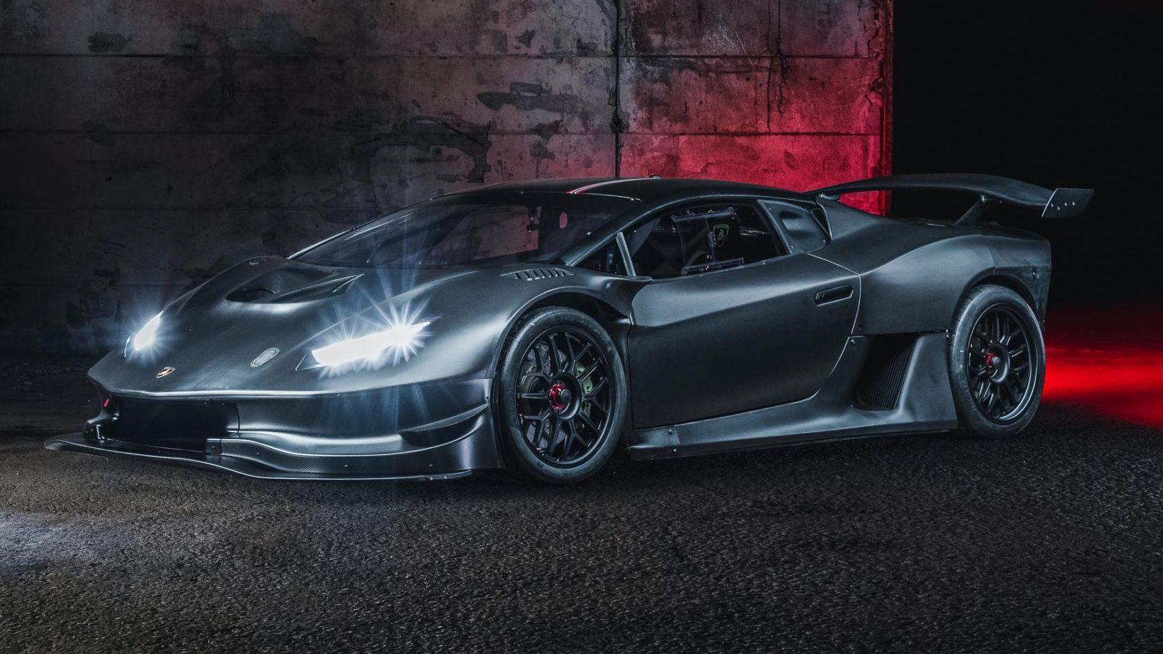 Straatlegale Lamborghini Huracan Super Trofeo met 1.200 pk
