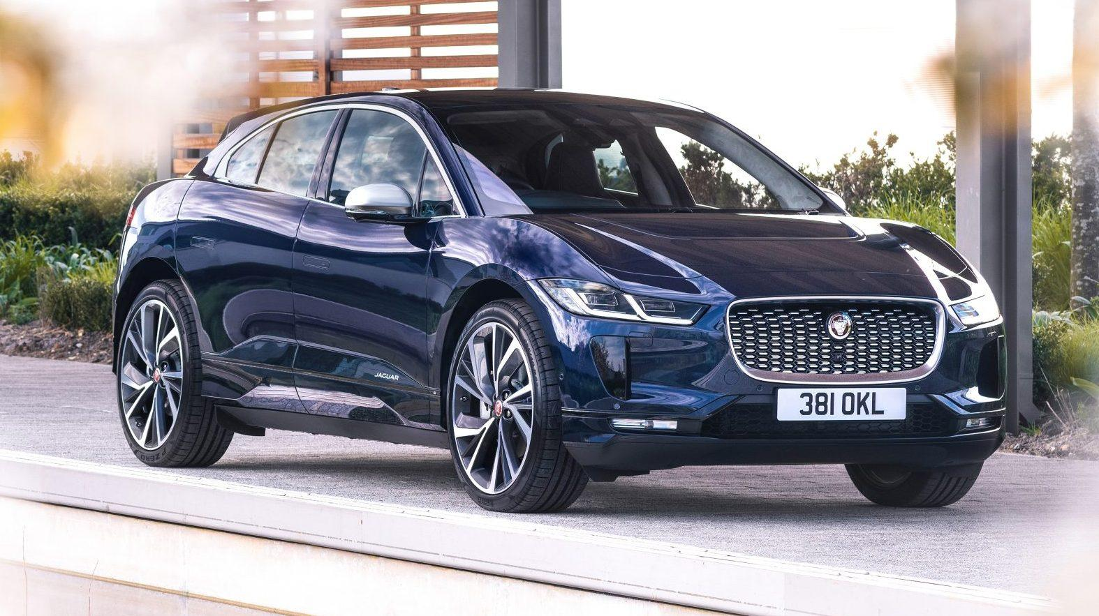 Jaguar I-Pace 2020 3-fase laden