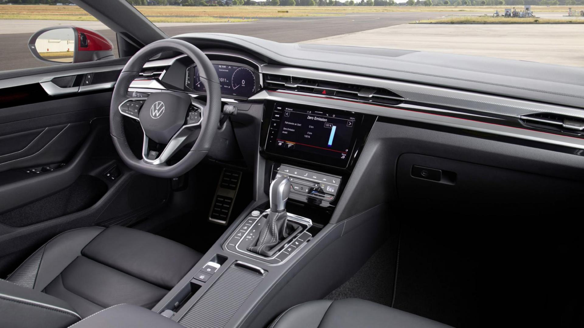 Volkswagen Arteon Facelift 2020
