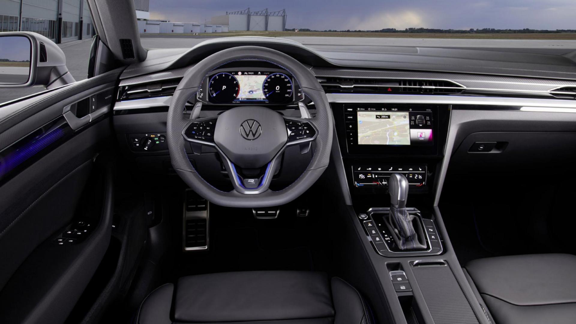 Interieur Volkswagen Arteon Shooting Brake R