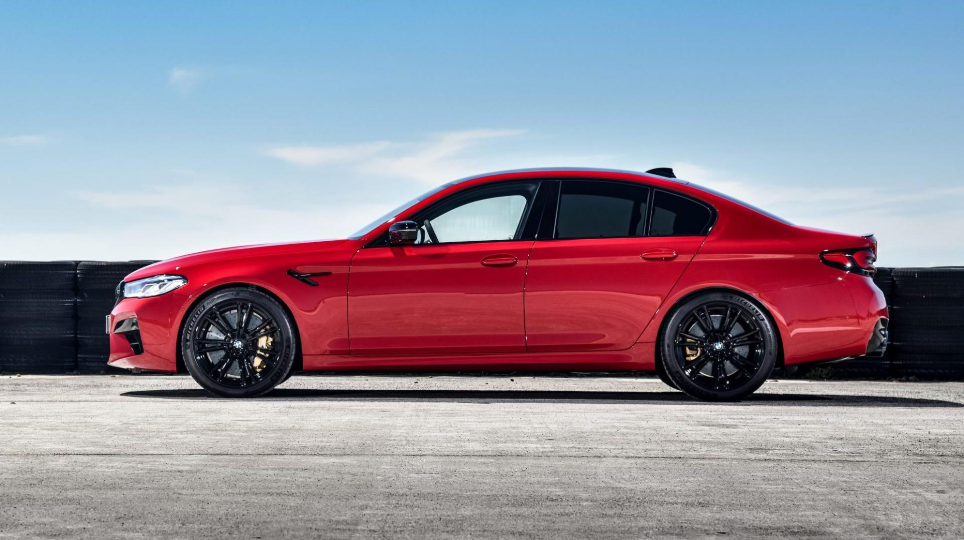 Zijaanzich BMW M5 Competition 2020 Facelift (G30)