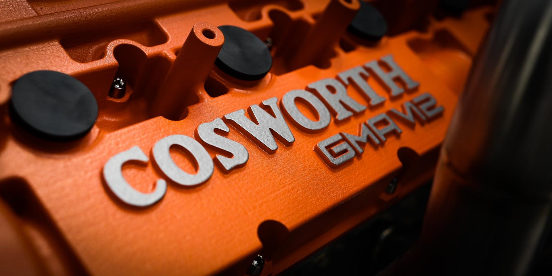 Gordon Murray's V12 door Cosworth GMA