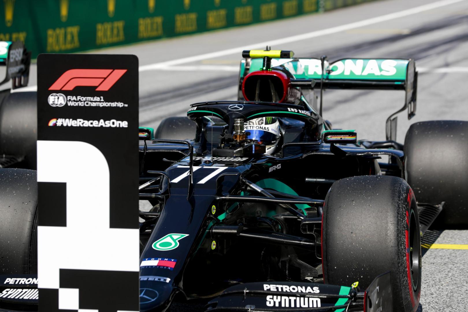 Gevolgen van de GP van Oostenrijk 2020
