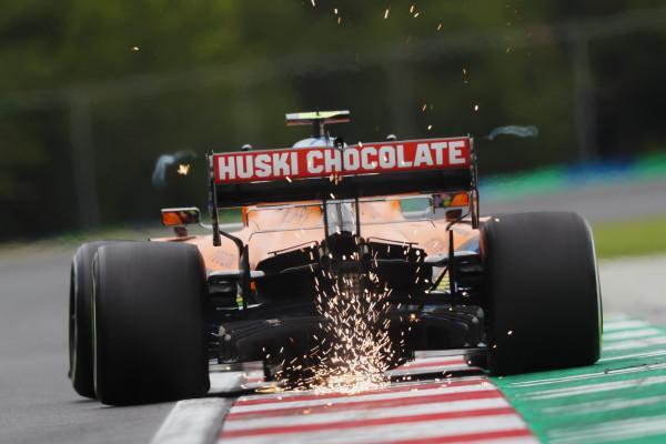 Kwalificatie van de GP van Hongarije 2020