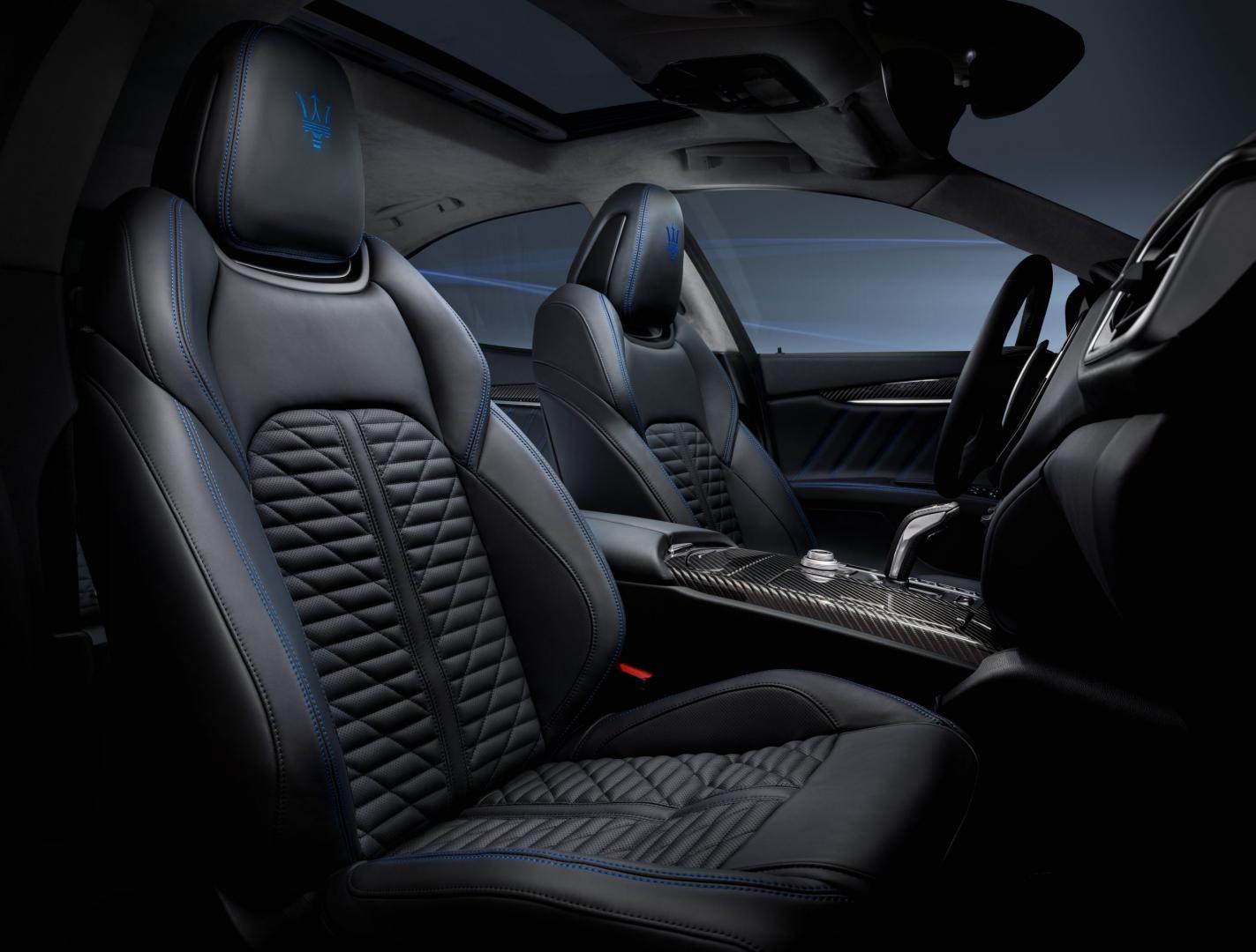 Stoelen Maserati Ghibli Hybrid 2020
