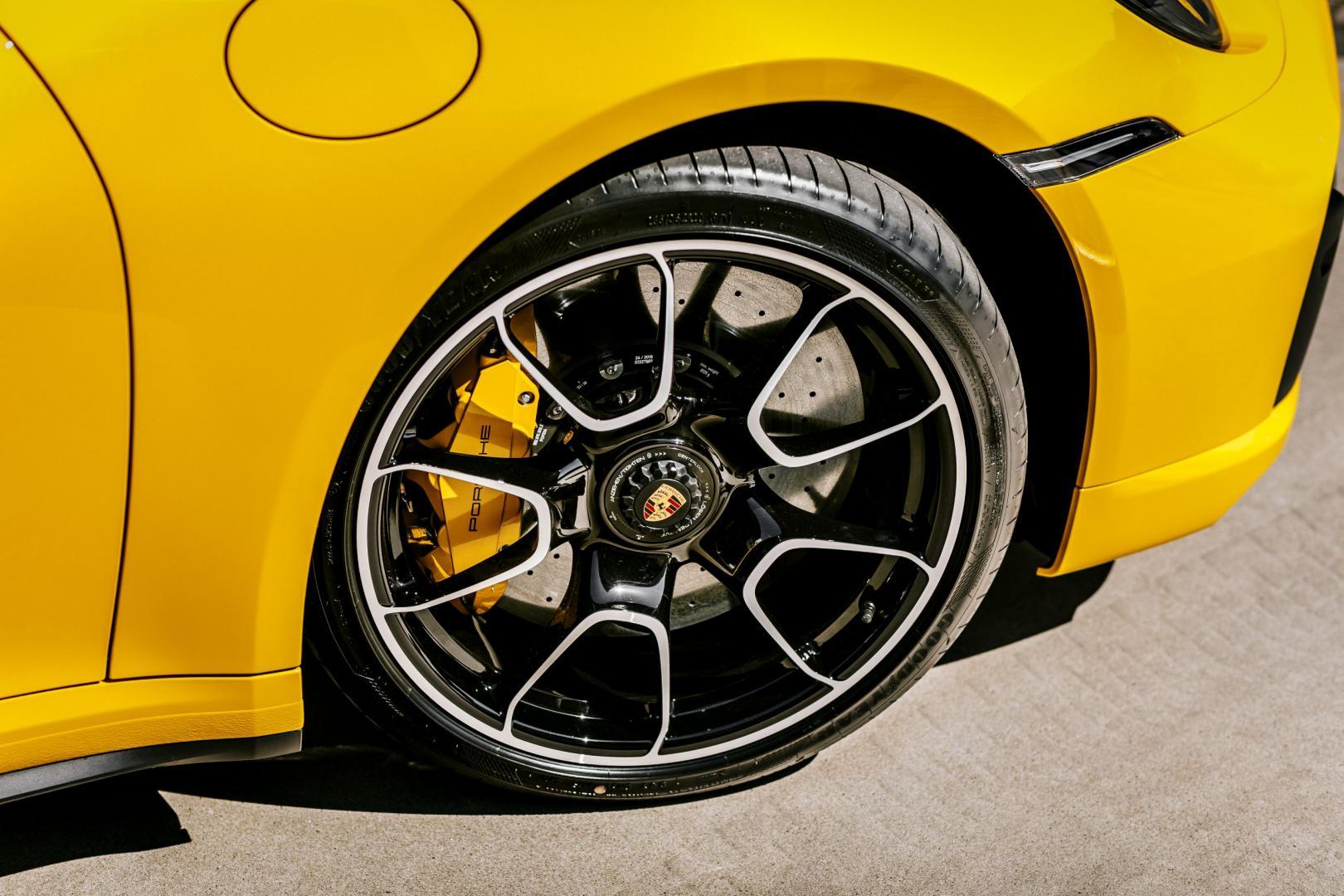 Velgen Porsche 911 Turbo S 992