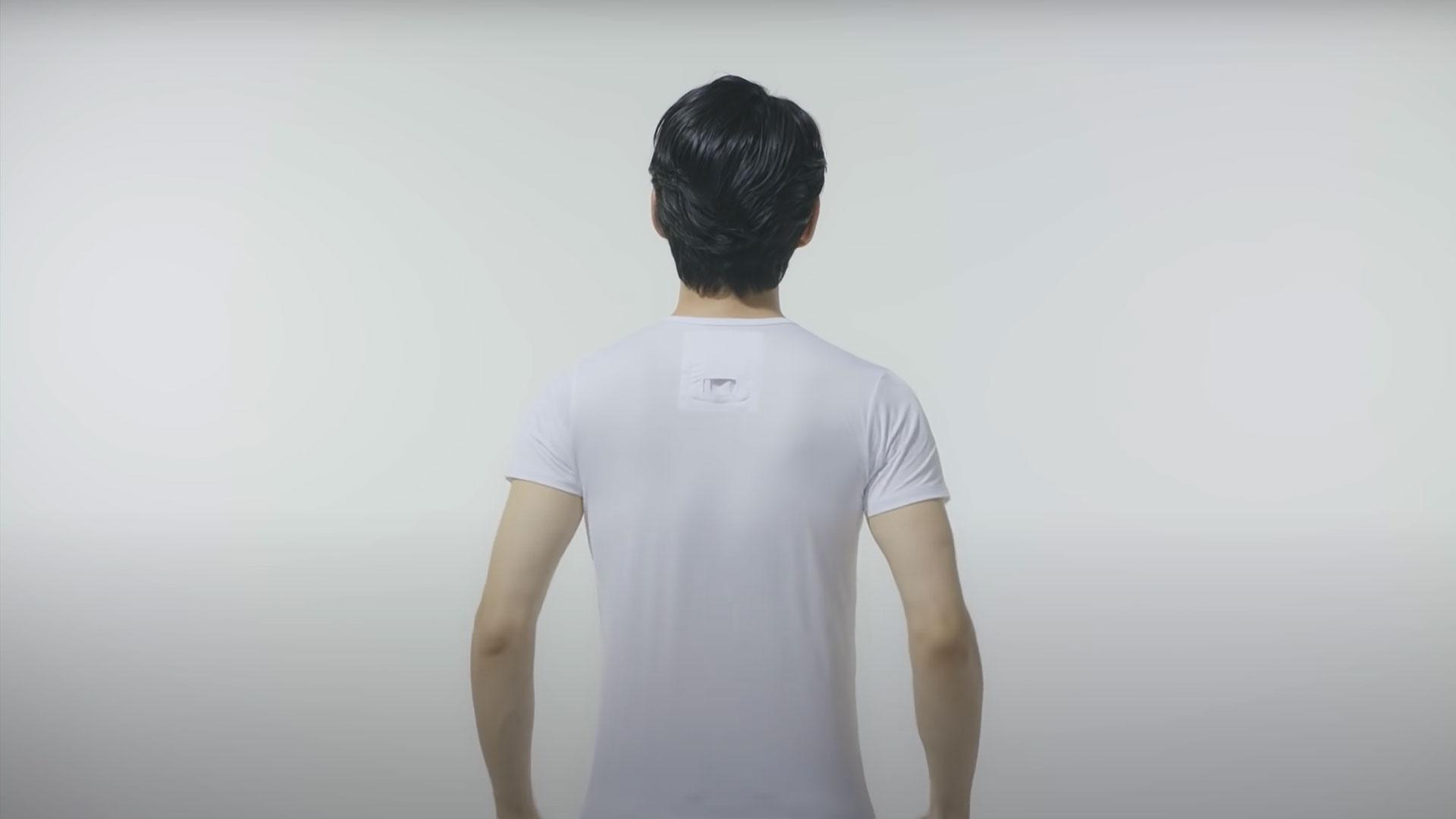 SoSony Reon Pocket tegen plakrugny Reon Pocket tegen plakrug