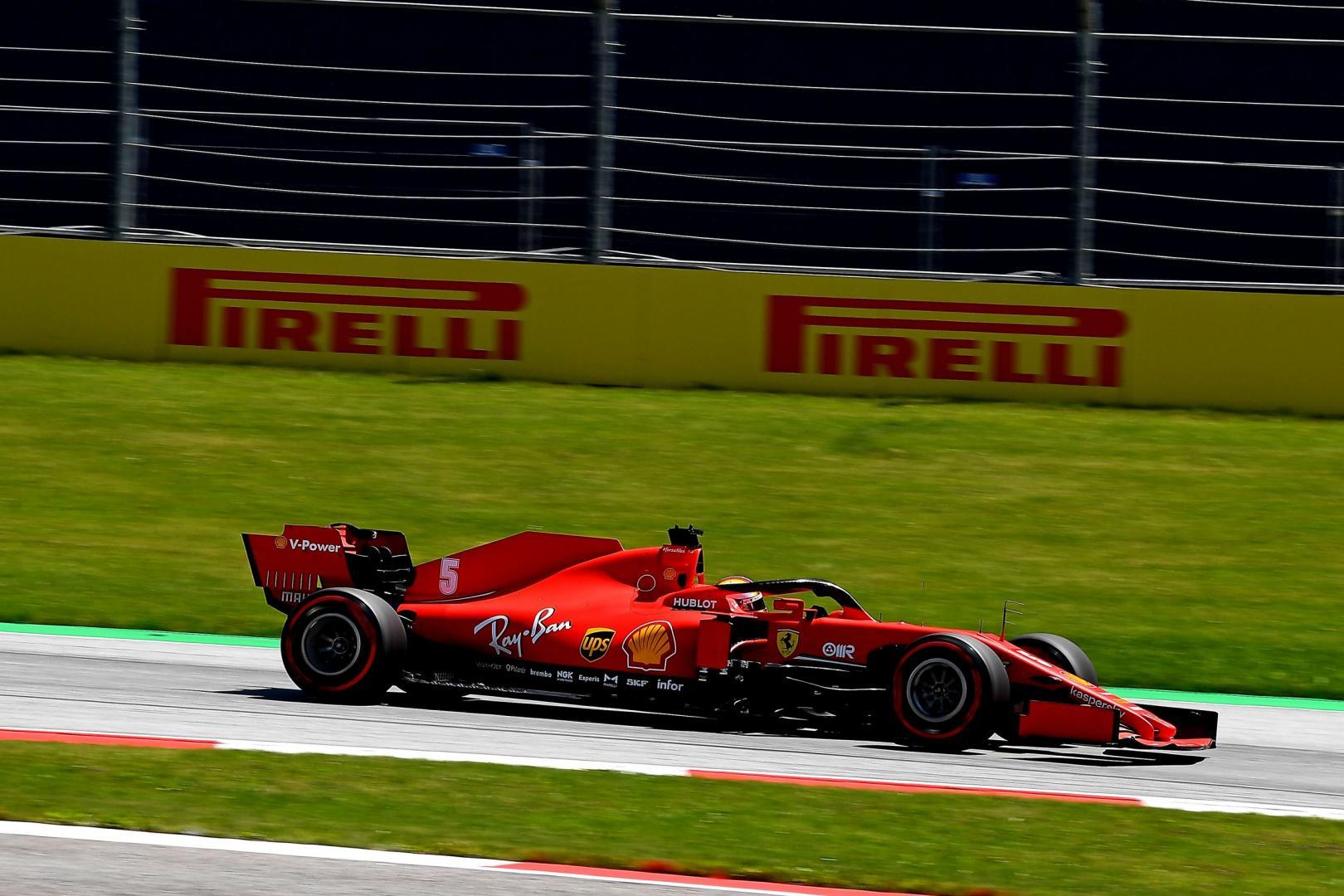 Uitslag van de tweede GP van Oostenrijk 2020