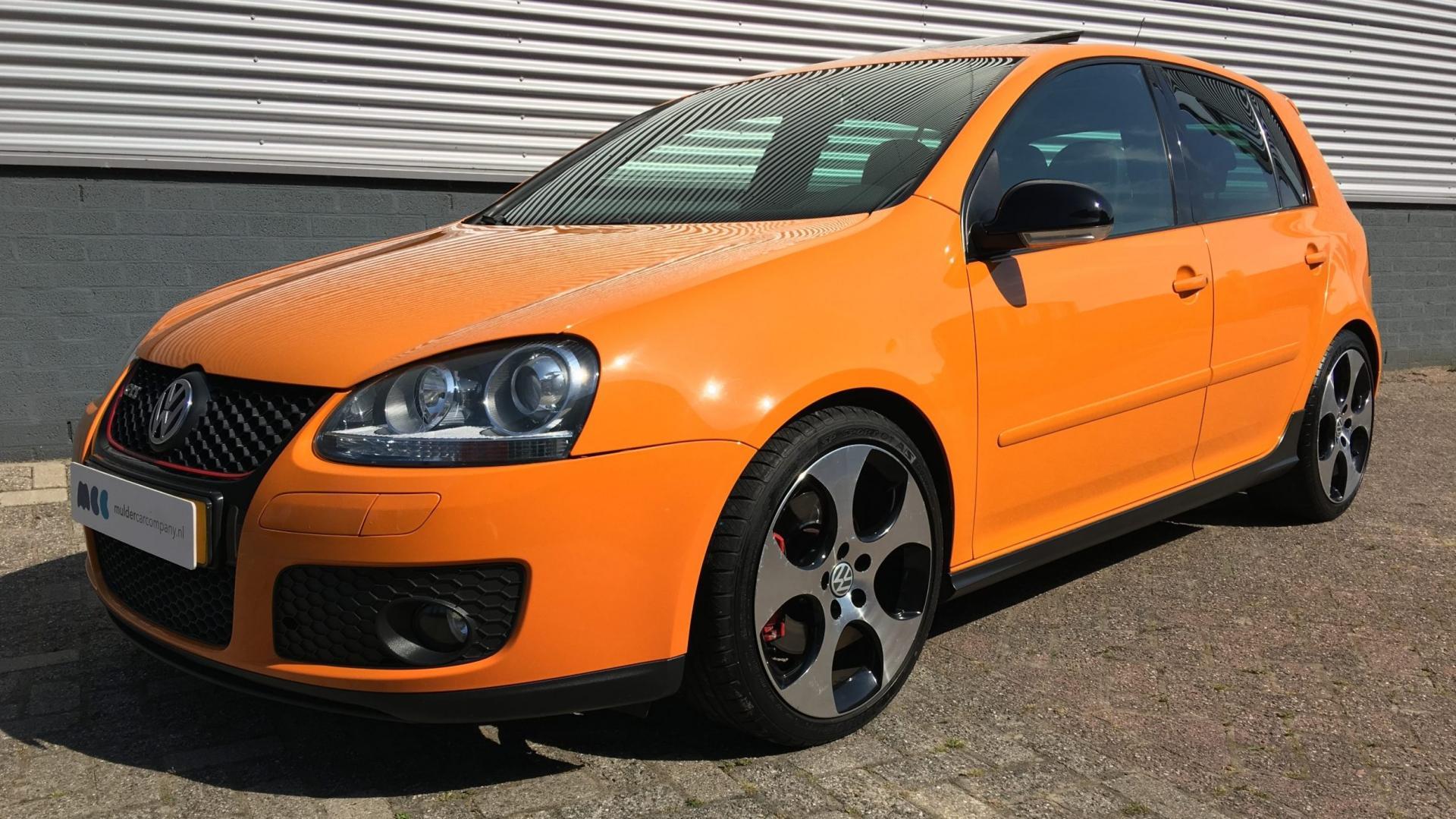 Golf GTI Magma Orange