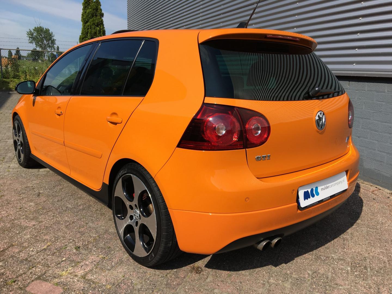 Volkswagen Golf 5 GTI in Magma Orange