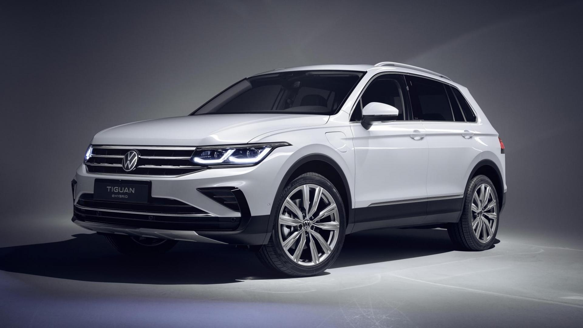 Volkswagen Tiguan eHybrid 2020