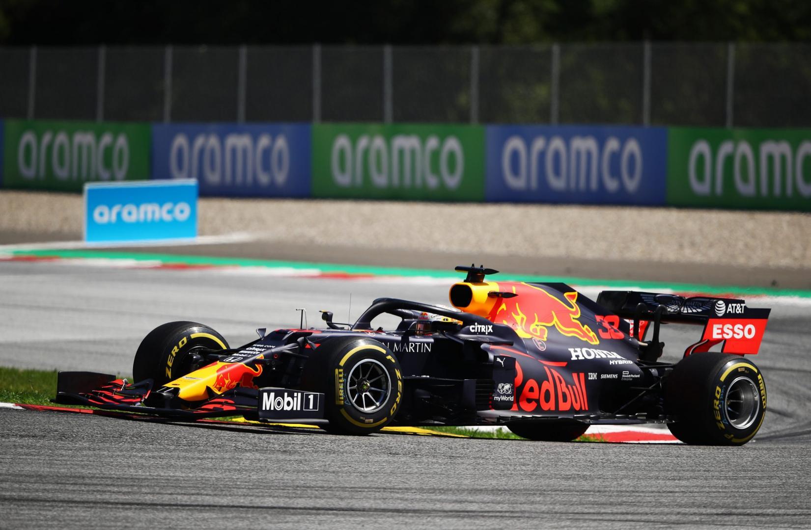 Voorbeschouwing van de GP van Oostenrijk 2020 - 2