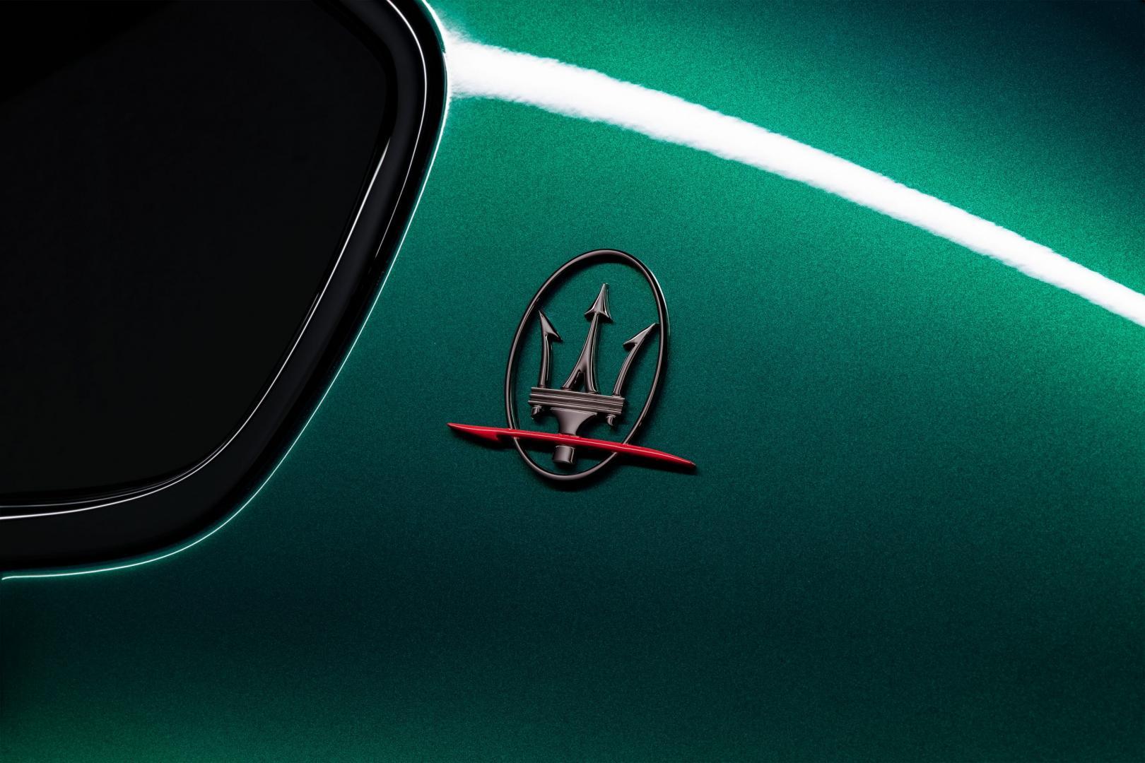 Maserati Quattroporte Trofeo 2020
