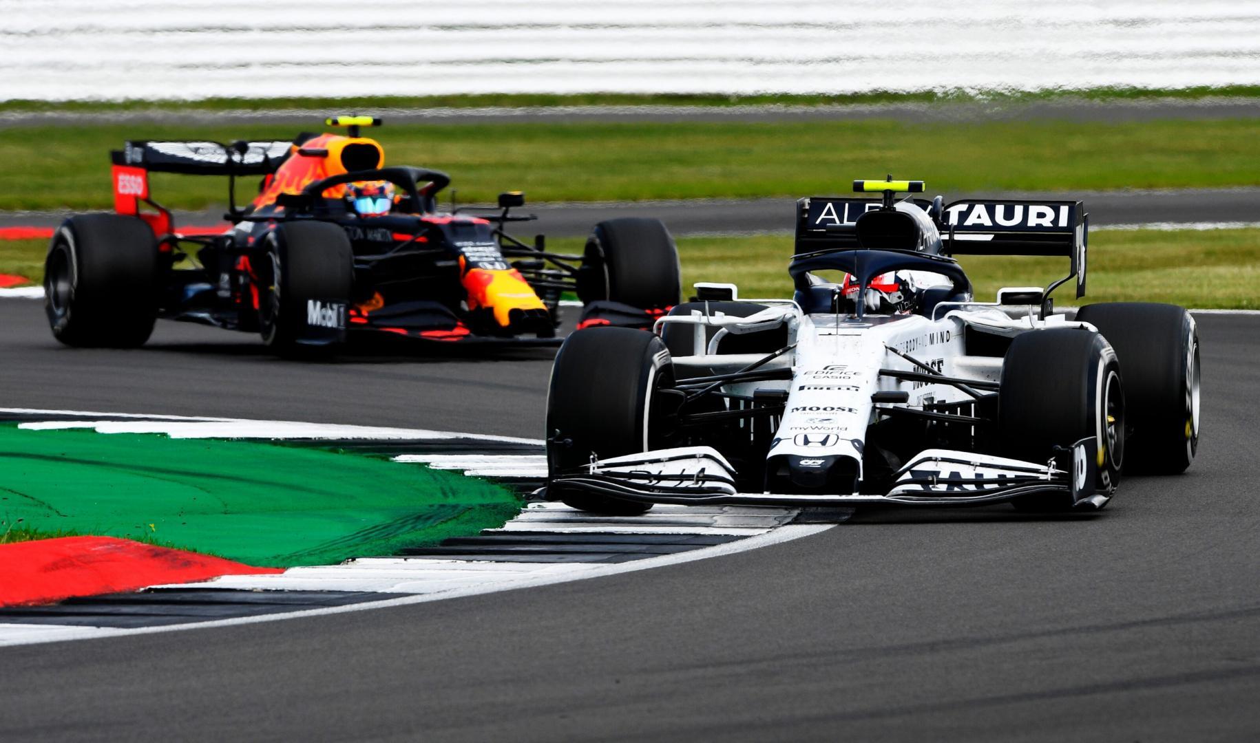 Gevolgen van de GP van Groot-Brittannië 2020