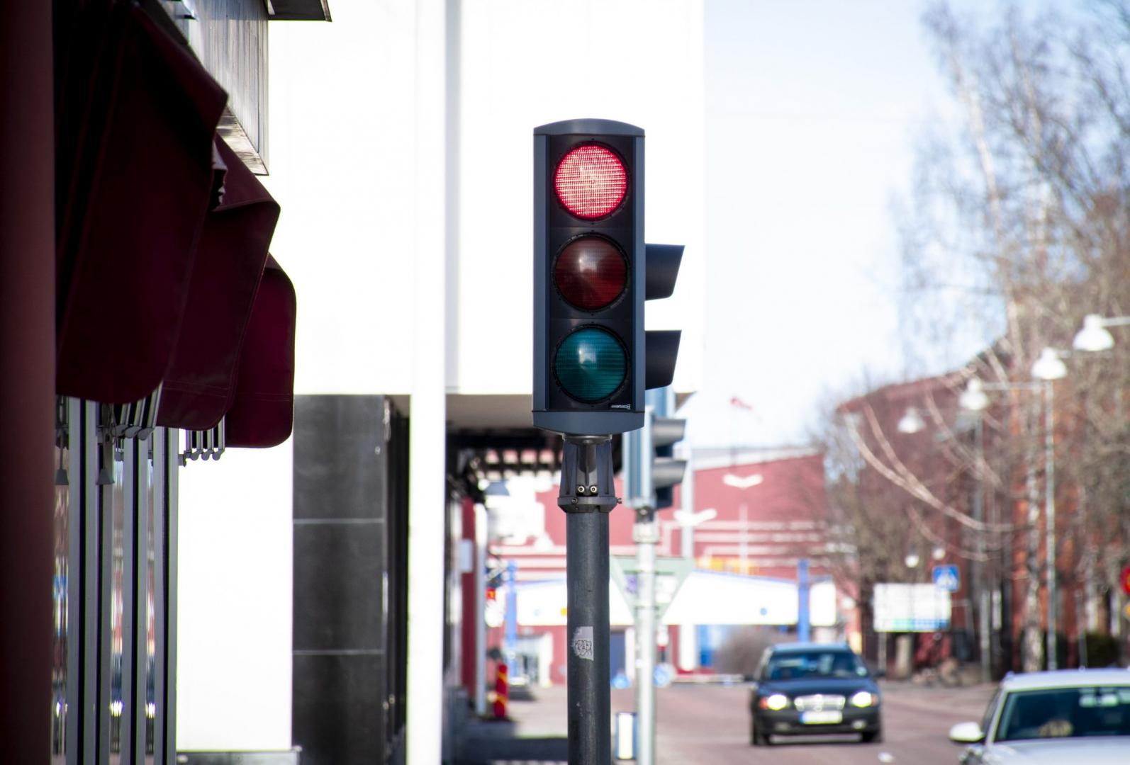Stoplicht (of verkeerslicht voor de betweters)
