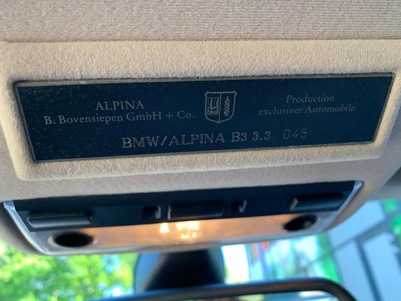 Alpina B3 E46 - goedkoopste Alpina van Nederland
