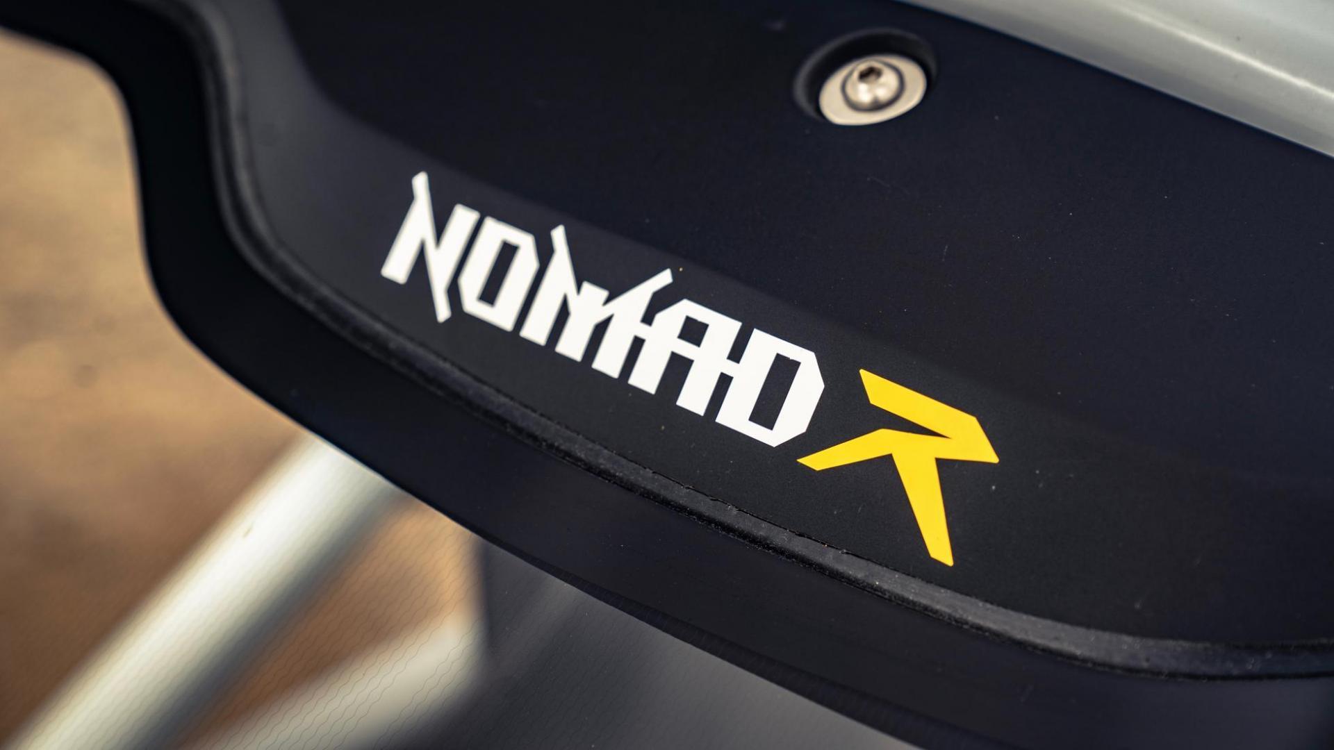 Badge van de Ariel Nomad R