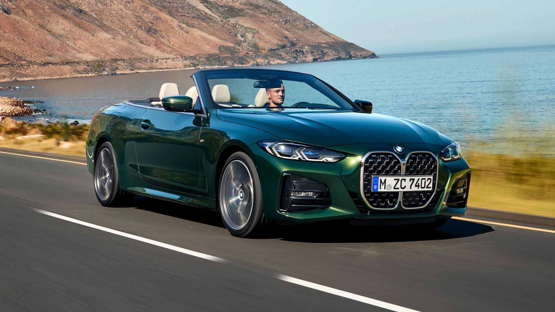 BMW 4-serie Cabrio 2020