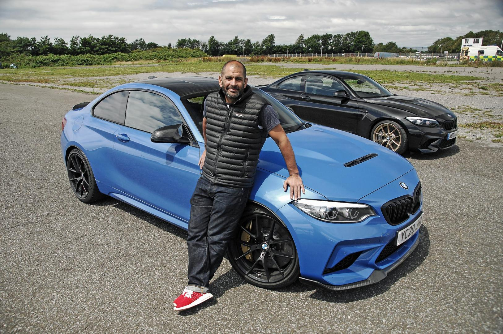 BMW M2 CS en M2 Competition