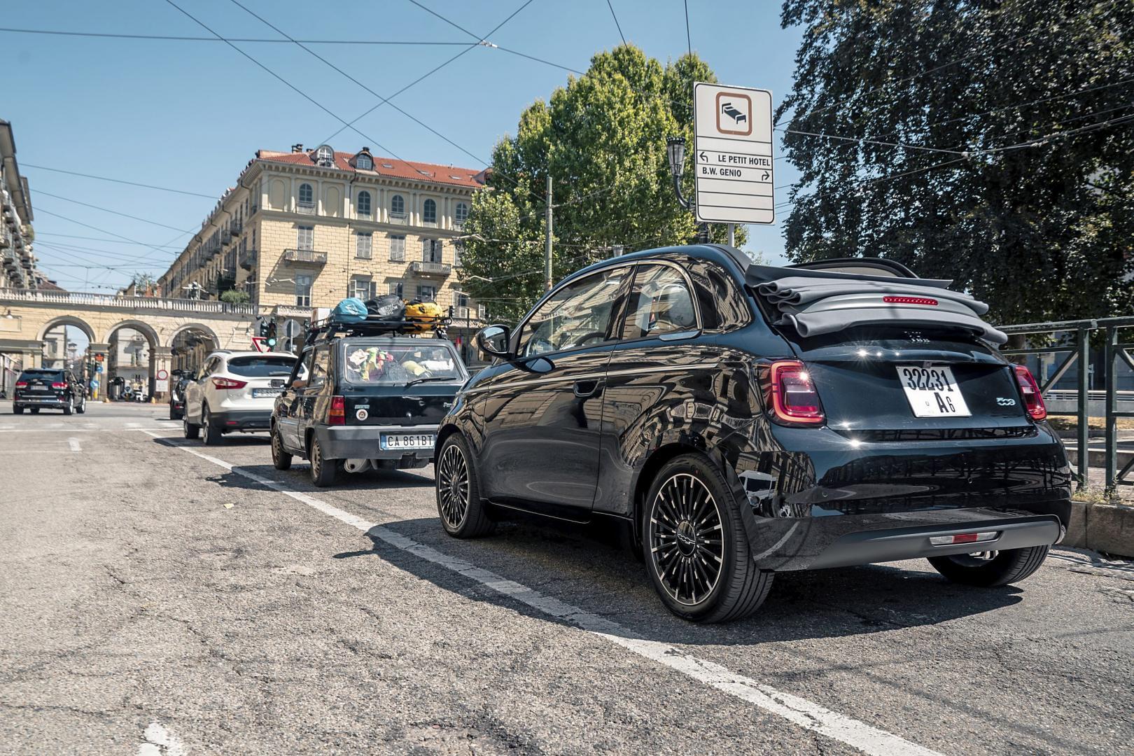 Voorgesorteerde Fiat 500C La Prima en Fiat Panda