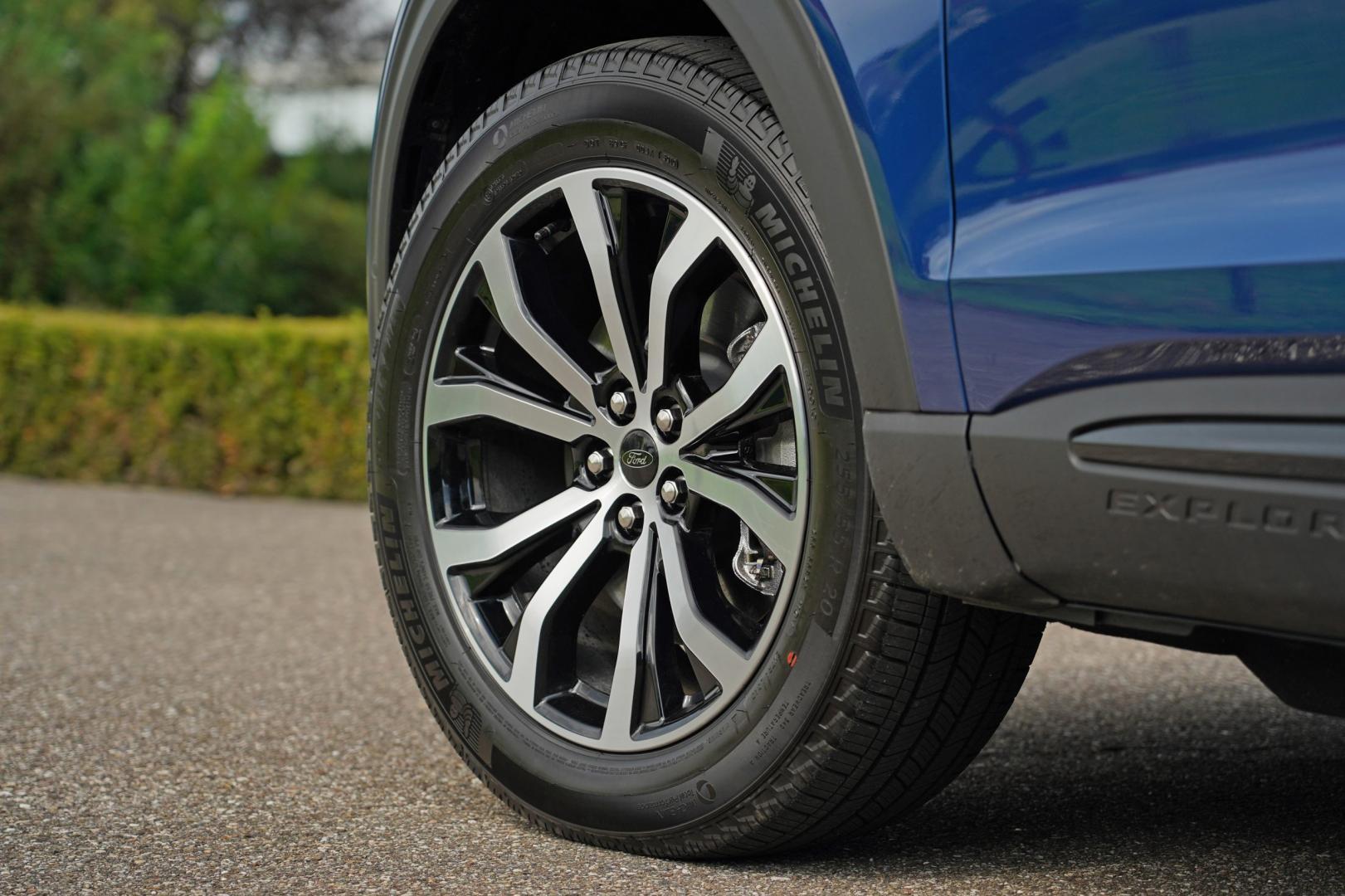 Velgen Ford Explorer 3.0 V6 EcoBoost PHEV st-line