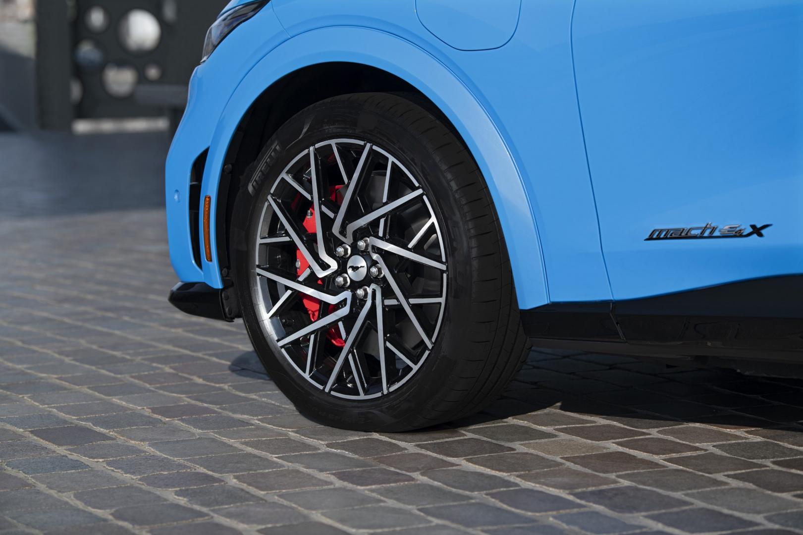 Wielen en remmen Ford Mustang Mach-E GT 2020