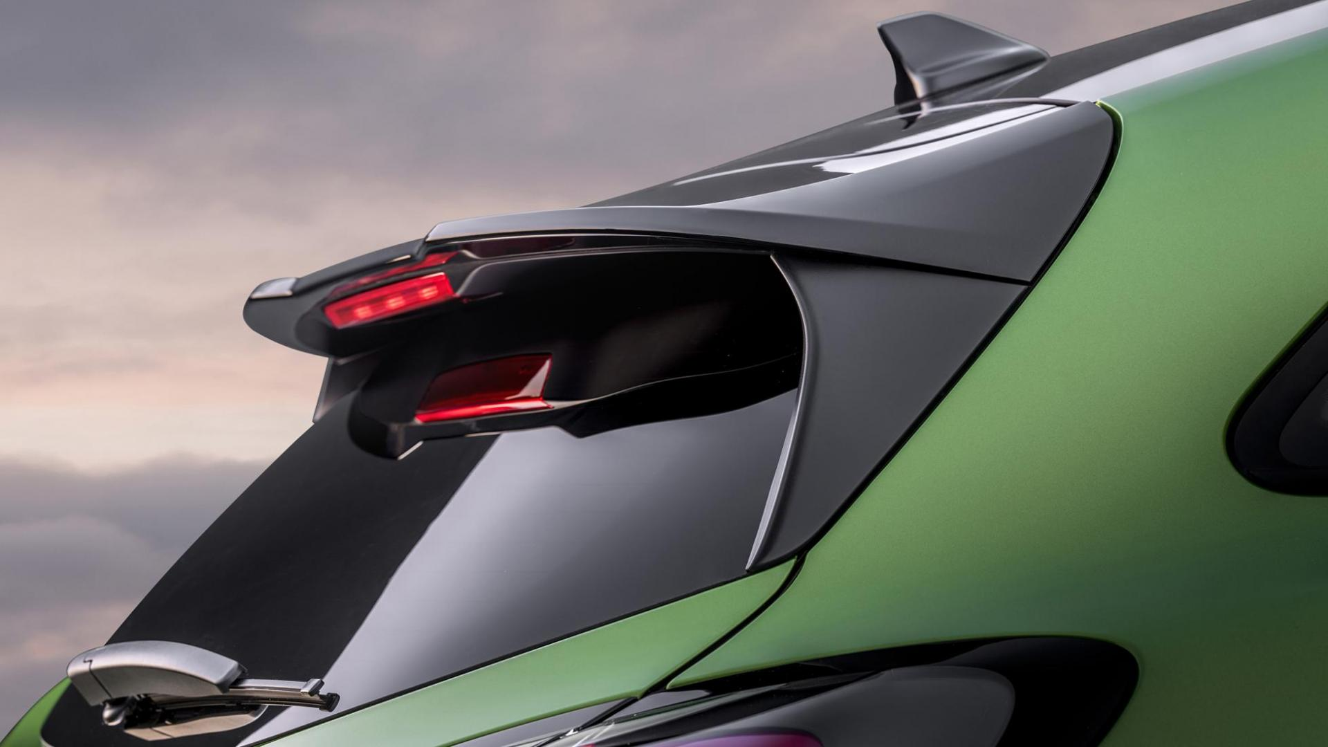 Achterspoiler Ford Puma ST 2020