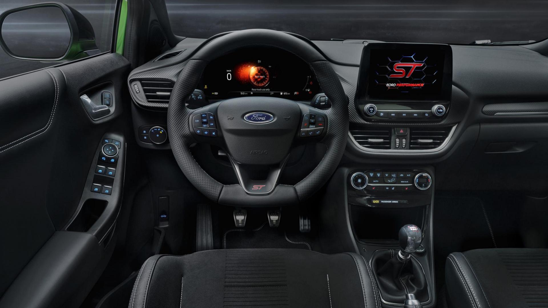 Stuur Ford Puma ST 2020