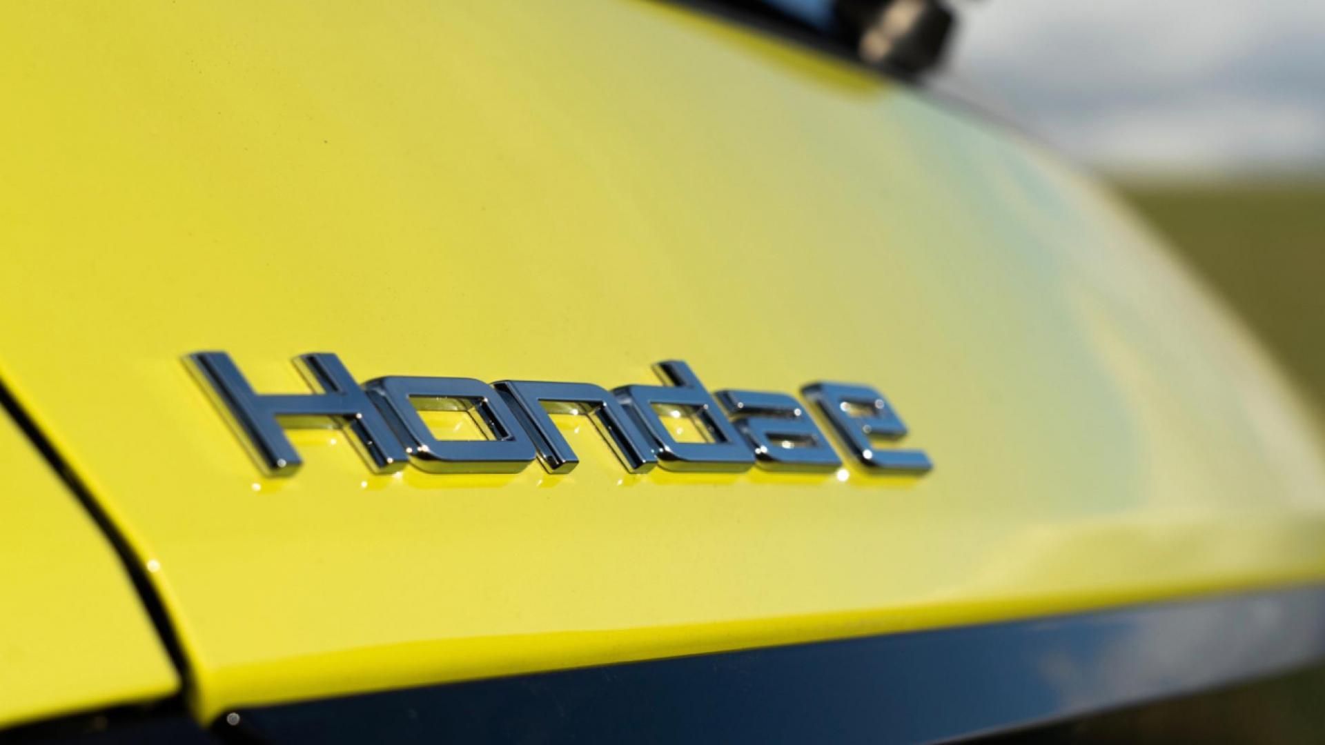 Badge Honda E Advance
