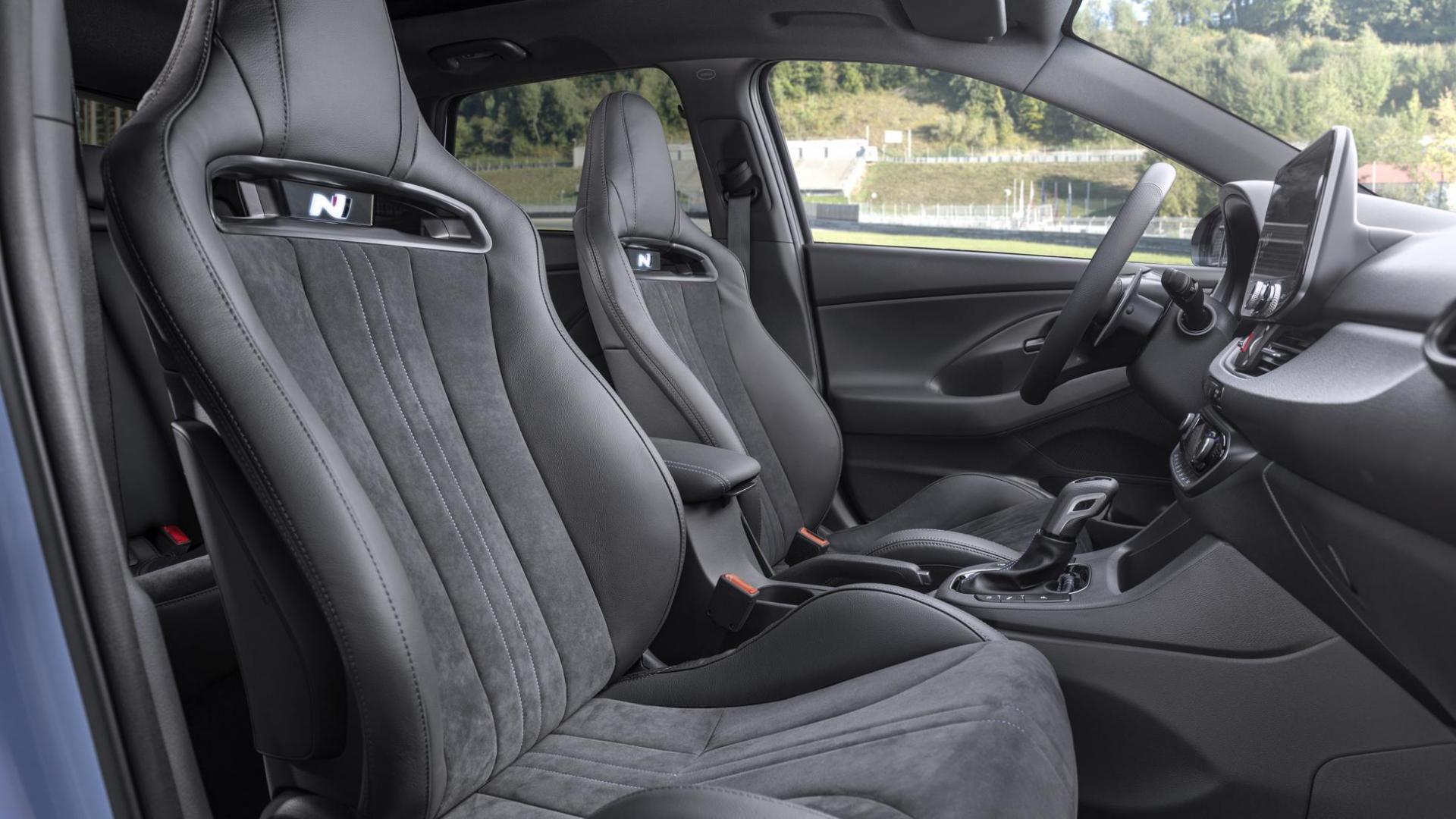 Sportstoelen Interieur Hyundai i30N facelift 2020