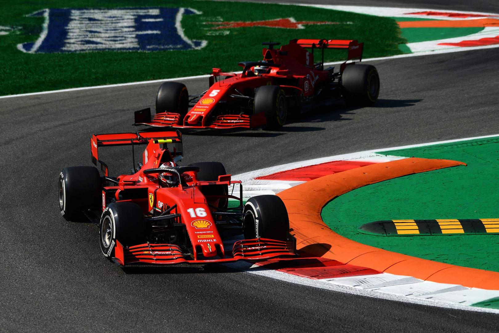Kwalificatie van de GP van Italië 2020