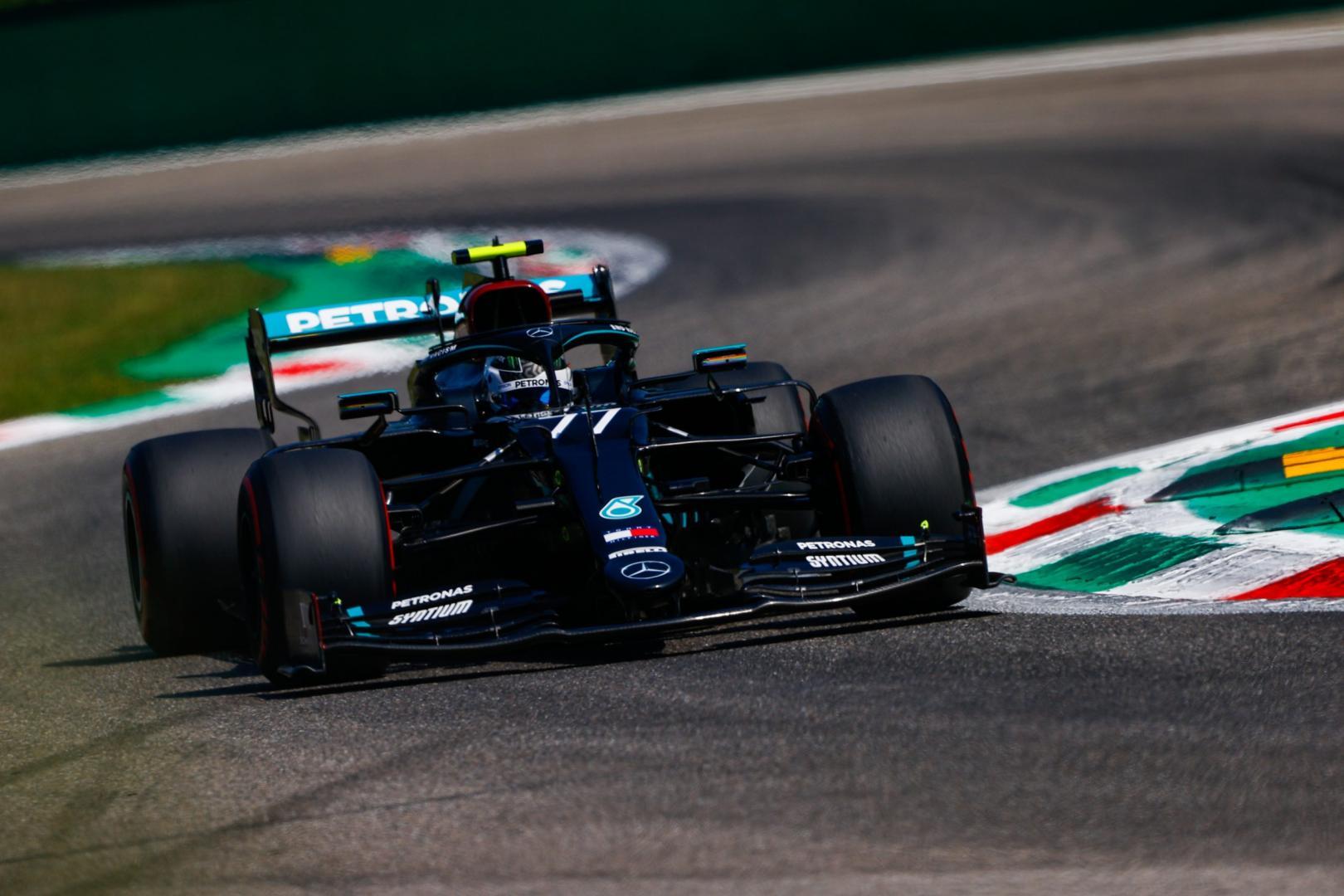 Kwalificatie van de GP van Toscane 2020