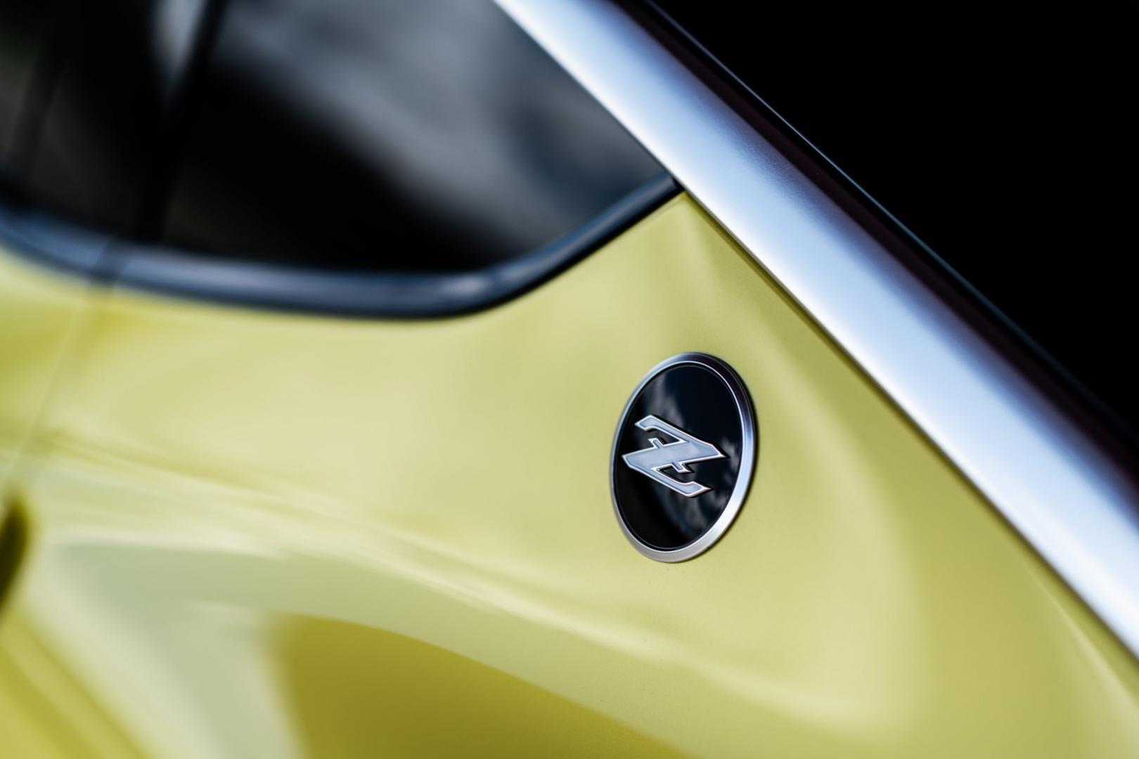 Badge Nissan Z Proto 2020