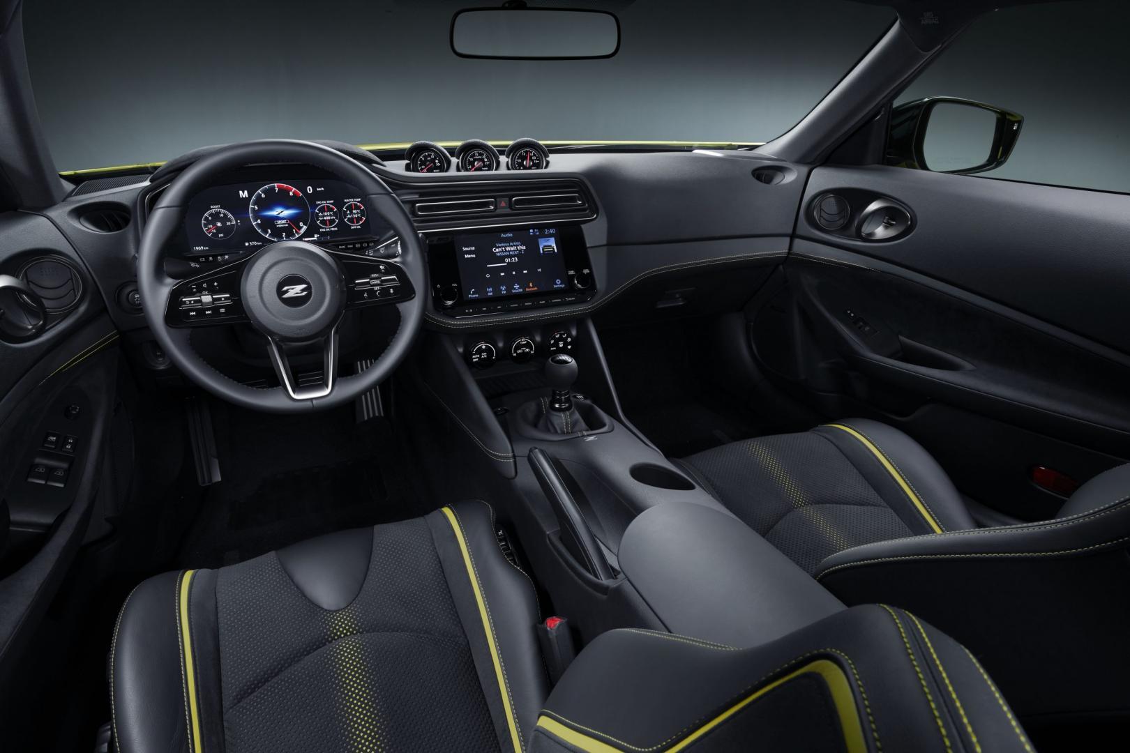 Interieur Nissan Z Proto 2020