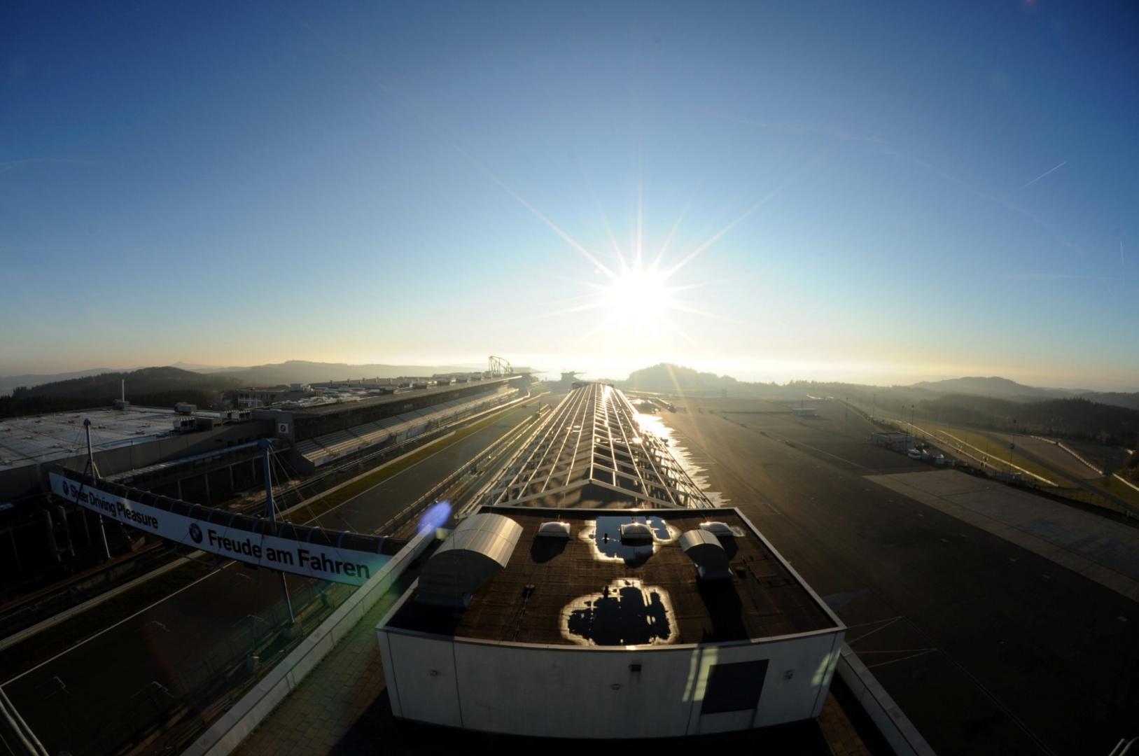 Nurburgring GP circuit