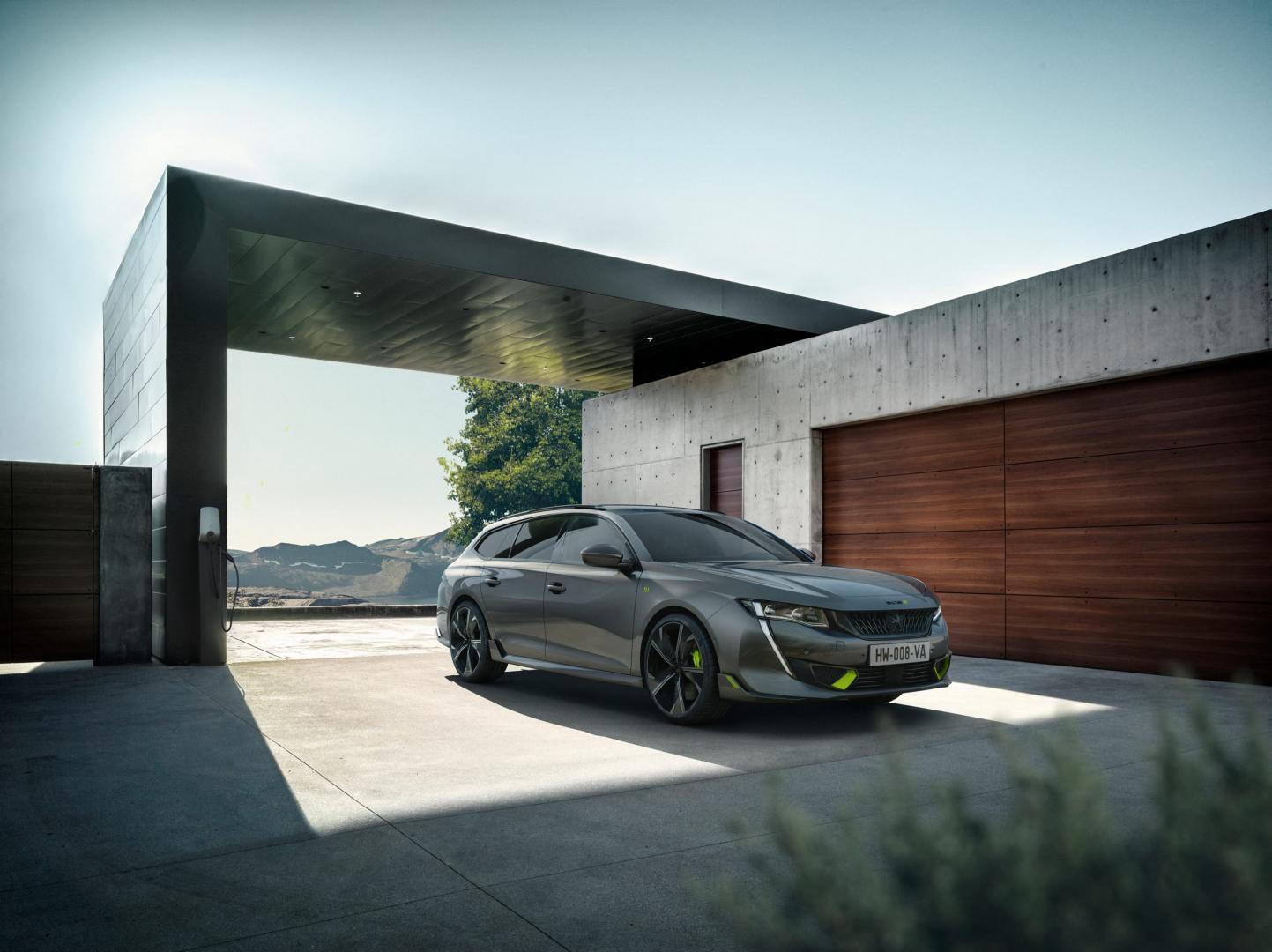 Peugeot 508 Sport Engineered 2020