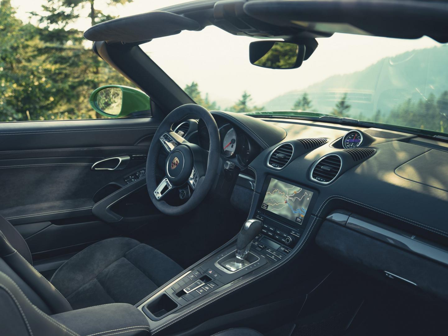 Porsche 718 Boxster GTS PDK